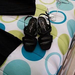 Ferragamo sandals